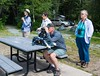 Wednesday Walkers trip to Ferguson Lake.