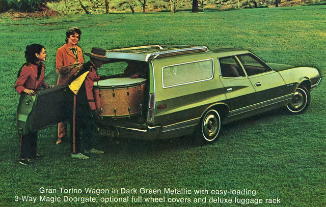 1972 Ford Gran Torino Station Wagon
