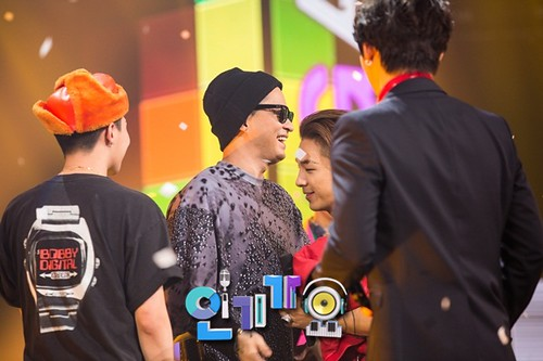 Big Bang - SBS Inkigayo - 10may2015 - SBS - 44