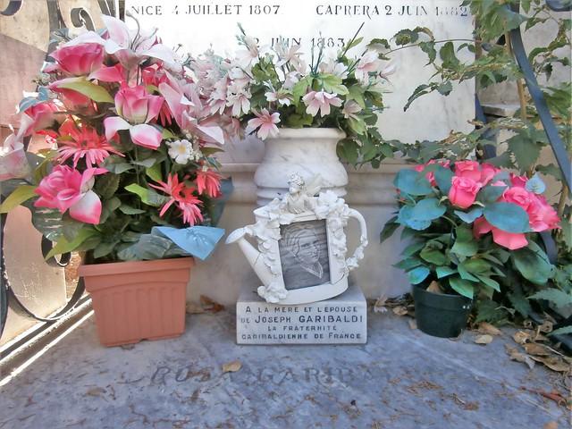 Giuseppe Garibaldi - Nice, French Riviera