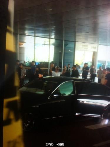 more BIGBANG arrival Shenzhen 2015-08-07 (54)
