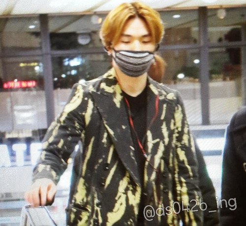 Big Bang - Gimpo Airport - 27feb2015 - Dae Sung - ds0426_ing - 02