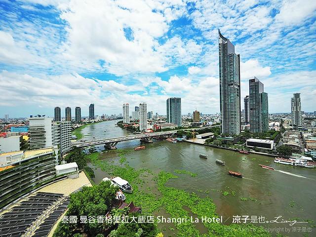 泰國 曼谷香格里拉大飯店 Shangri-La Hotel 25