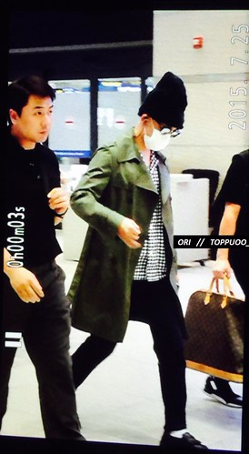 Big Bang - Incheon Airport - 26jul2015 - Toppuoo_ - 02