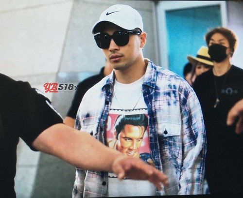 BIGBANG Departure Seoul Incheon to Foshan 2016-06-10 (122)