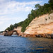 Pictured Rocks by Jack Amick