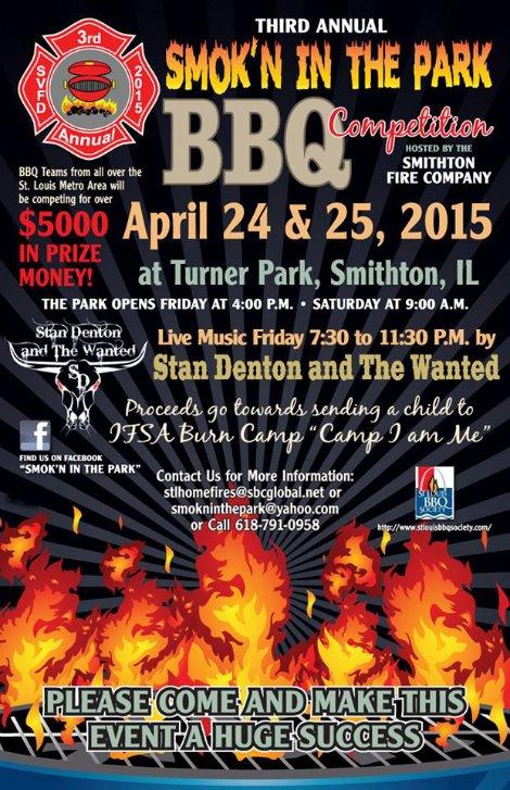 Stan Denton 4-24-15