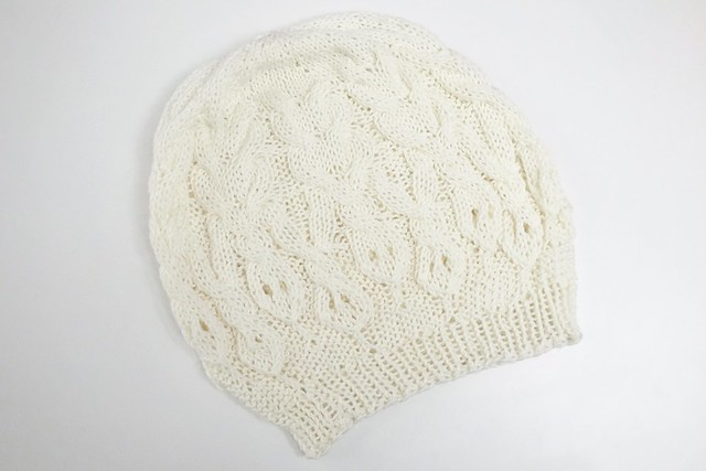 Parseltongue Knit Hat