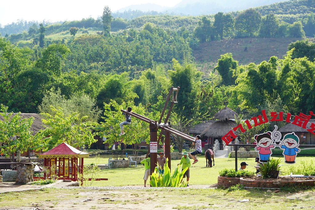 Shandichun Chinese Village - Pai, thailand-007