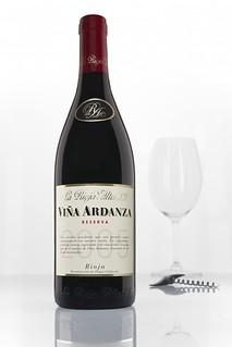 Viña Ardanza, reserva 2005.