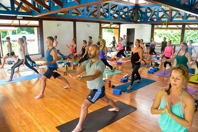 yoga chanting and mantras