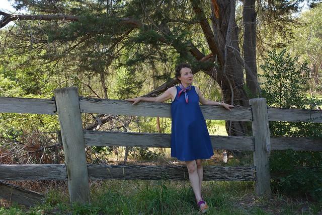 Tessuti's Ruby Dress