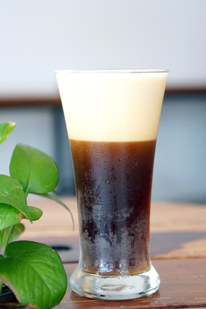 nitro coffee - coffee beer at brewmen solaris