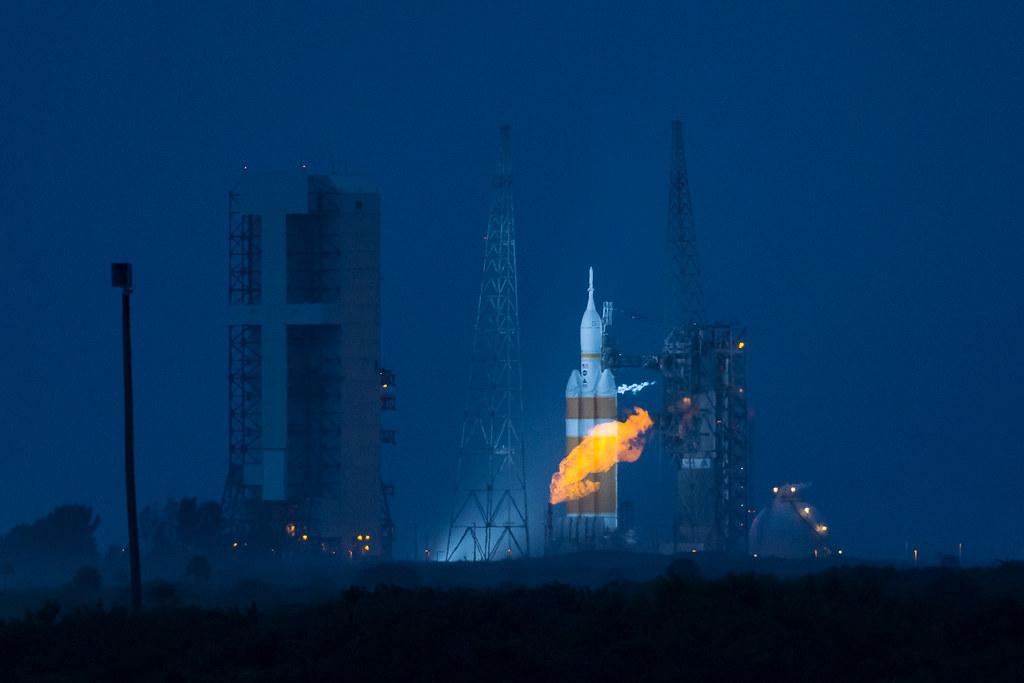 DELTA IV-Heavy | ORION EFT-1