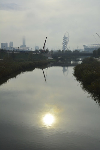 London, Queen Elizabeth Olympic Park
