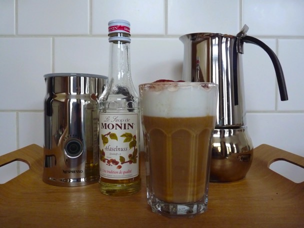 Ravacholle Lifestyle Blog Coffee recipe