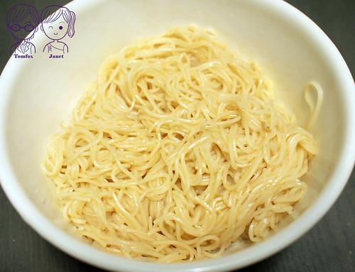 18 麻油麵線