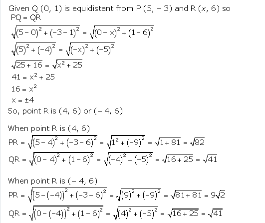 RD-Sharma-class 10-Solutions-Chapter-14-Coordinate Gometry-Ex-14.2-Q34
