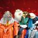Visita de SS.MM. Los Reyes Magos de Oriente