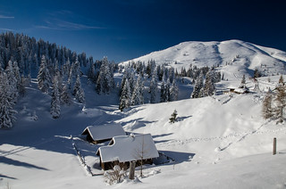 Winterwonderland - The Alps (Austria)