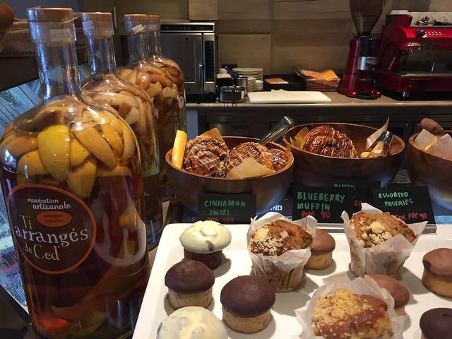 Marco Polo, pastries