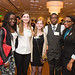 Student Scholarship Reception with President Stanley