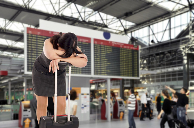 4 Tips for Staying Sane at the Airport