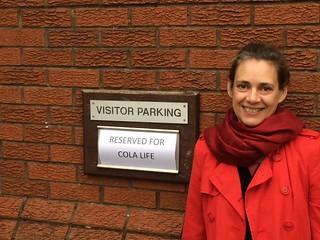 Jane at Amcor