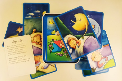 """Ecco qui le carte per """"Sogni Dolci""""!"""