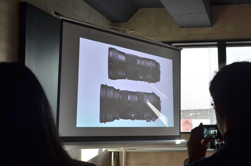 シグマ 新商品体感イベント 2014年12月13日