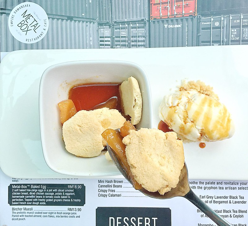 Metal Box - good breakfast/brunch in Empire Damansara