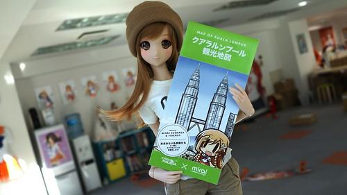Malaysia Tourism Mascot