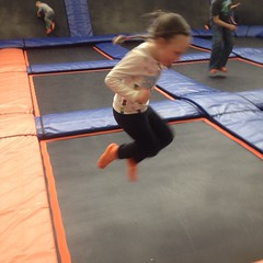 So much #jump #fu.  #skyzone #trampoline