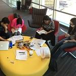 Mentors prepping for AVS 100
