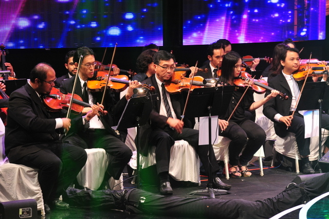 Konsert Eksklusif Orkestra RTM Datuk M. Daud Kilau