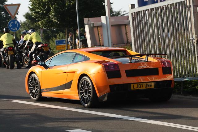 Lamborghini Gallardo Superleggera 1