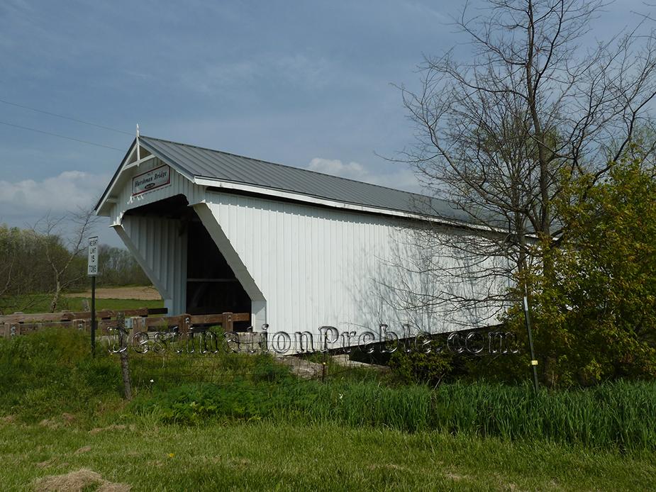 Harshman Bridge - Preble County, Ohio
