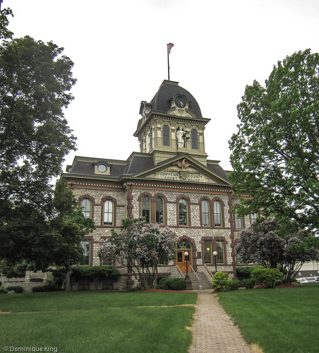 Chippewa County Courthouse, Sault Ste. Marie, Michigan