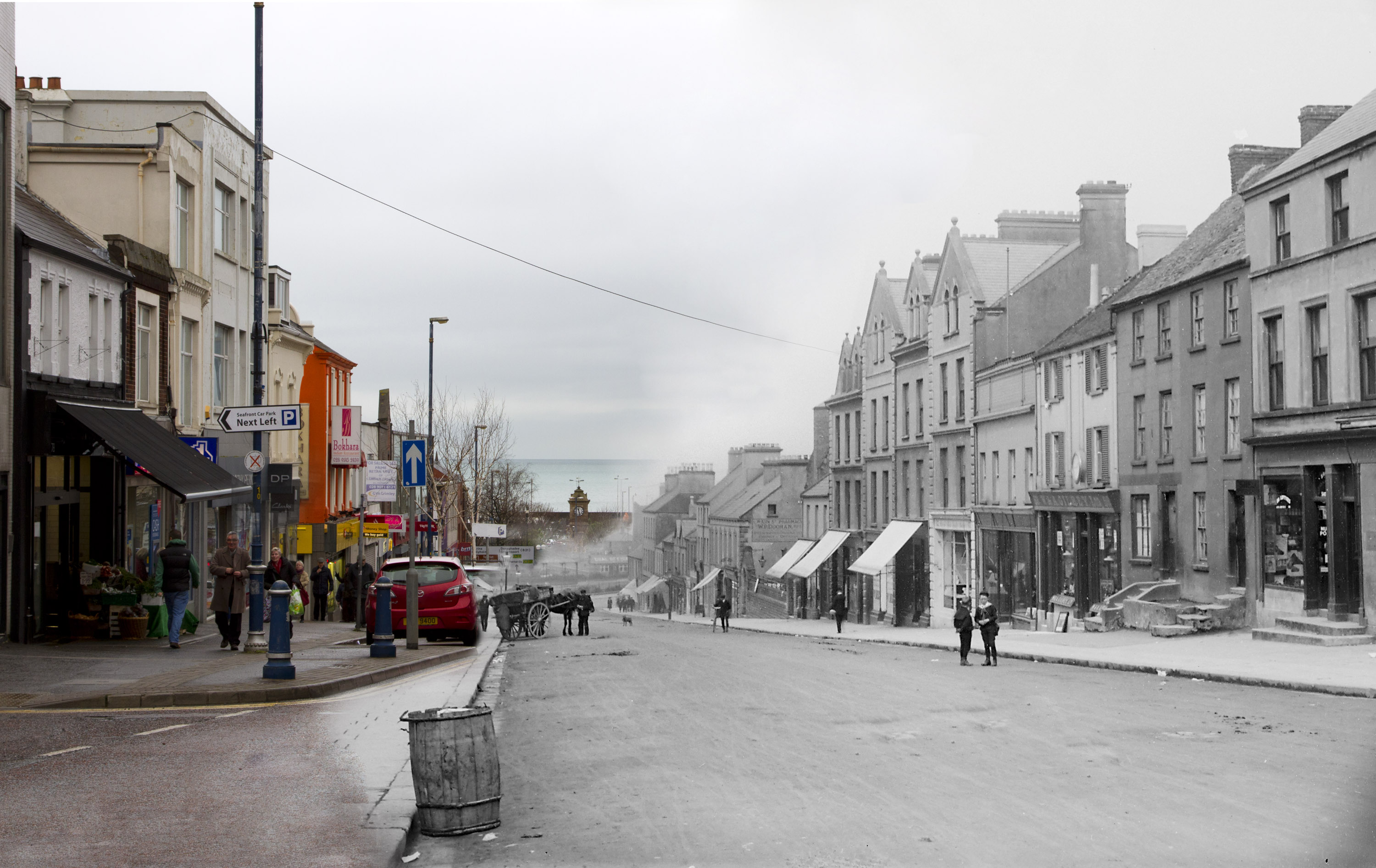 Main Street, Bangor, County Down