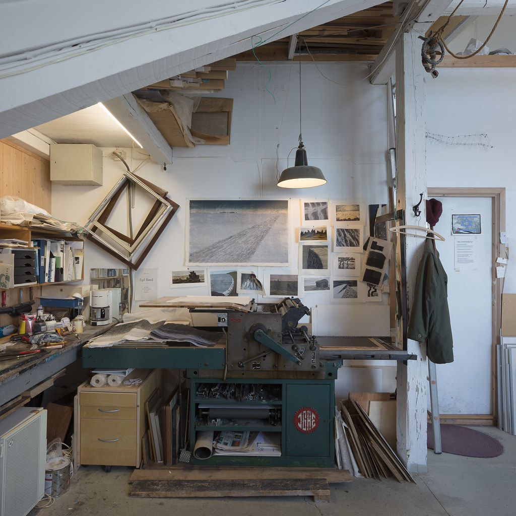 Studio: Egil Røed