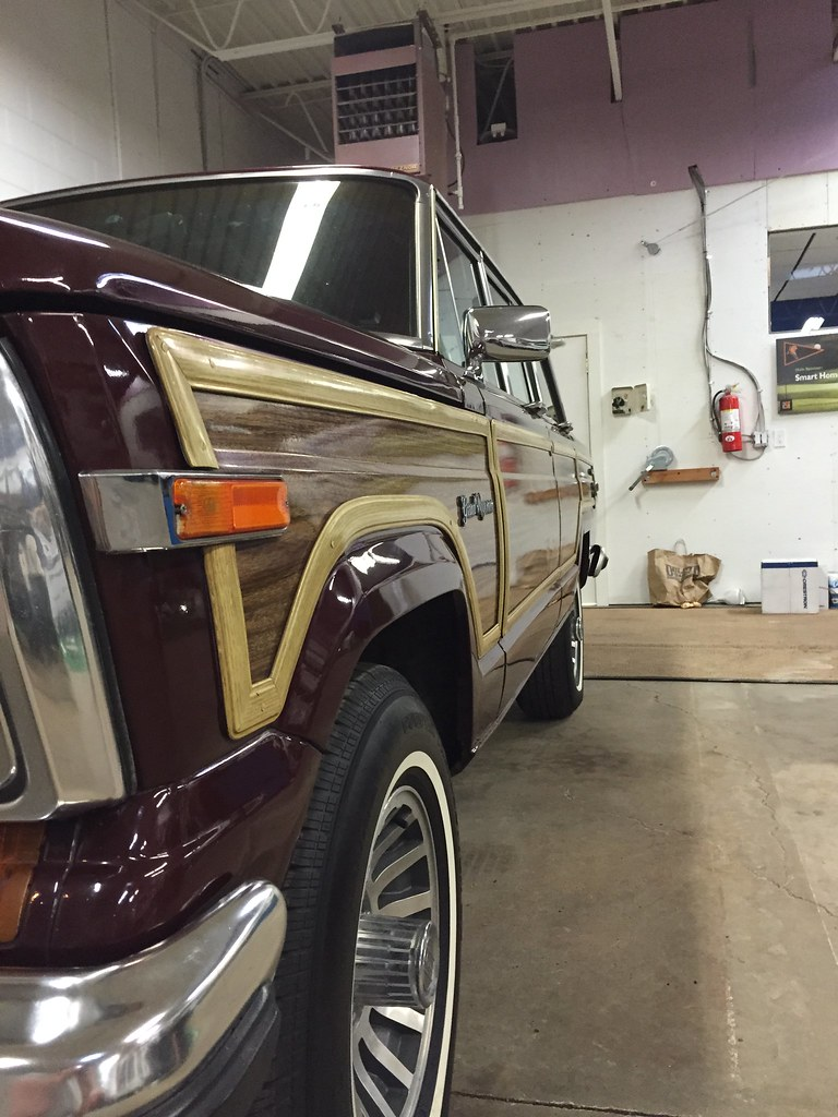 No Reserve 1989 Jeep Grand Wagoneer For Sale On Bat