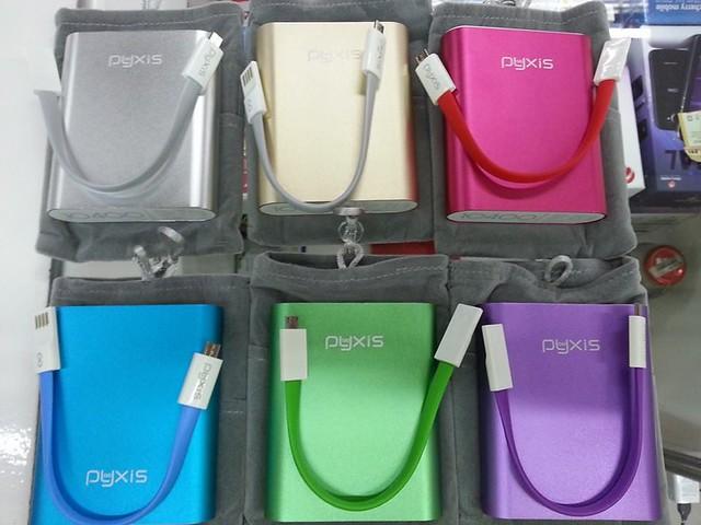 pyxis T10 colors