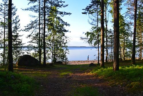 lake beach june finland geotagged shore es fin taipalsaari saimaa 2011 eteläsavo 201106 suursaimaa eteläkarjala 20110622 rv111 geo:lat=6127907000 geo:lon=2805968300 suurisarviniemi