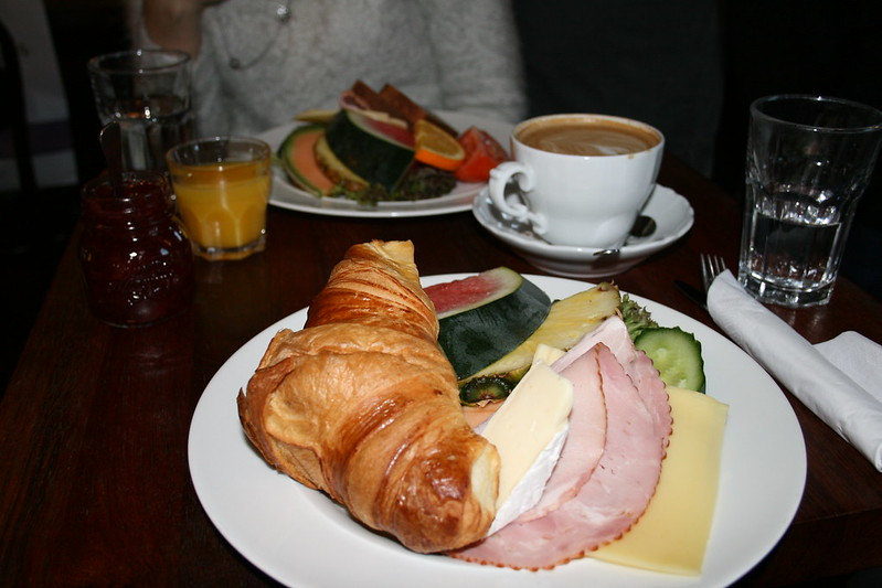 Cafe Engel brunch