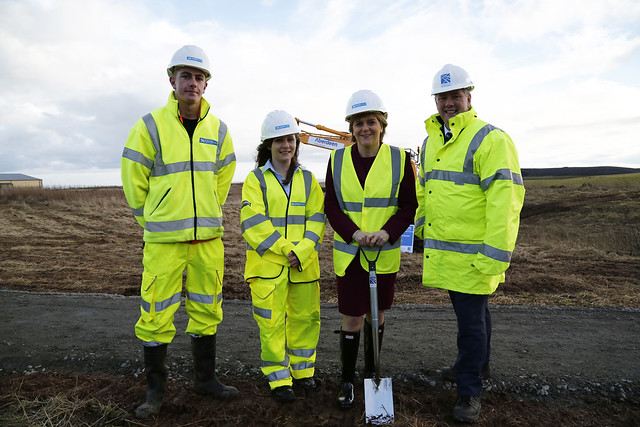 FM kicks off work on Aberdeen Bypass