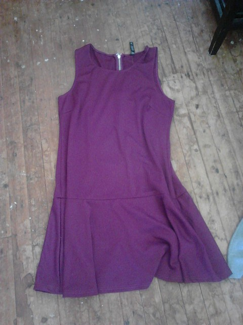 Best and less purple dress