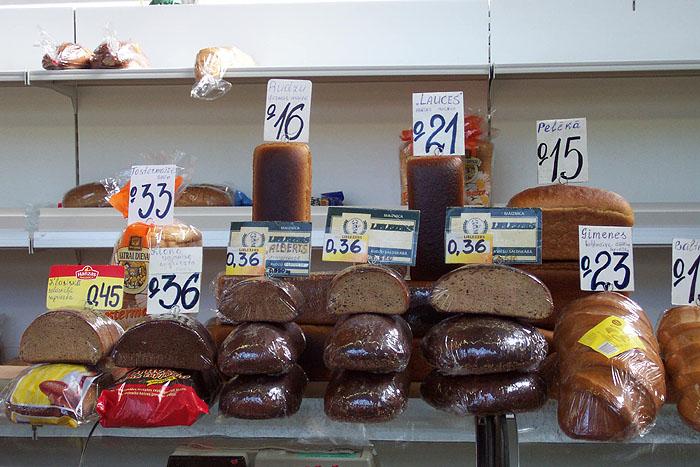 Panes en el mercado. © Paco Bellido, 2005
