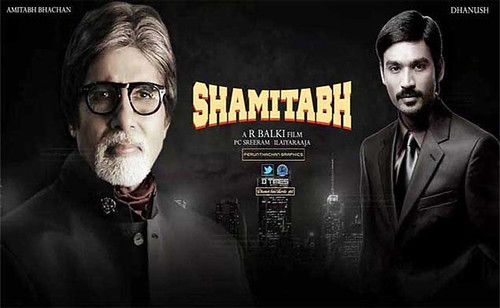 Shamitabh movie photo