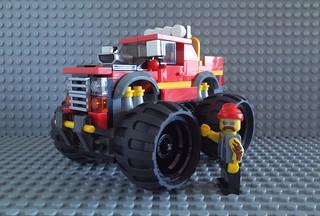 1980's Ford Bronco Monster Truck_01