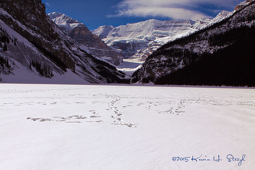 Solitude - Lake Louise - Banff National Park